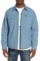 Rvca Men's Cpo 2 Shirt Jacket