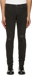 Rag And Bone Black Standard Issue Fit 1 Jeans