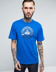 Columbia Tried And True Logo T Shirt In Blue Blue