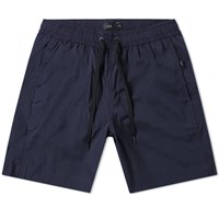 Onia Charles 7 Solid Swim Short Blue
