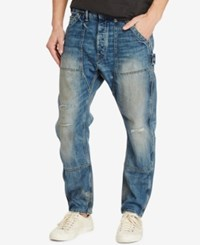 Denim And Supply Ralph Lauren Men's Drop Carpenter Jeans Mason