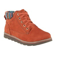 Lotus Sequoia Lace Up Ankle Boots Rust