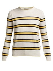 Weekend Max Mara Caladio Sweater Cream Multi