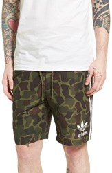 Adidas Men's Originals Camo Shorts