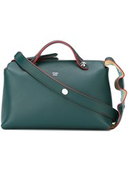 Fendi Small 'By The Way' Tote Green