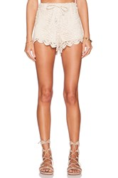 Wyldr Carefree Shorts Ivory