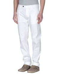 Novemb3r Casual Pants White