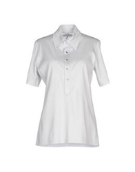 Indress Polo Shirts Light Grey