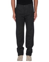 Individual Sentiments Trousers Casual Trousers Men Steel Grey