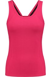 Yummie Tummie Jackie Cotton Blend Jersey Top Pink
