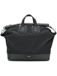 Givenchy Medium 'Nightingale' Tote Black
