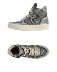 Voile Blanche High Tops And Trainers Platinum
