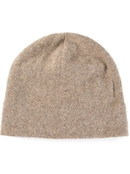 Arts And Science Knit Beanie Nude And Neutrals