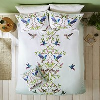 Ted Baker Highgrove Duvet Cover Mint Multi