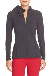 Beyond Yoga Women's Kate Spade New York And Front Zip Jacket