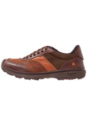 Art Link Trainers Brown Dark Brown