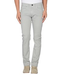 Aeronautica Militare Trousers Casual Trousers Men Light Grey