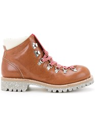 Undercover Mountain Boots Brown