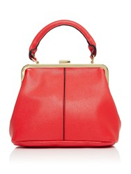 Therapy Daisy Frame Bag Red