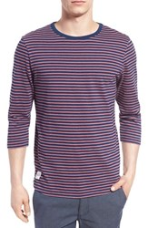 Men's Native Youth 'Breton' Striped Crewneck Shirt