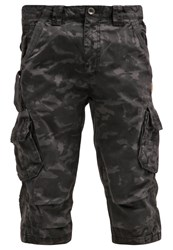 Alpha Industries Imperial Shorts Black Camo