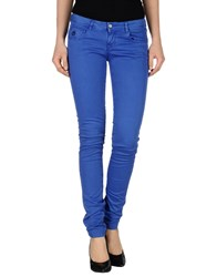 Cavalleria Toscana Trousers Casual Trousers Women Blue