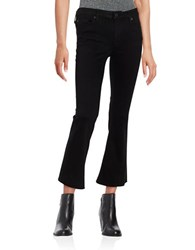 Hudson Jeans Mia Flared Black