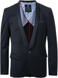 Loveless Fitted Dinner Jacket Black