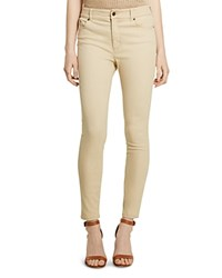 Ralph Lauren Petites Skinny Ankle Jeans In Forest Wash