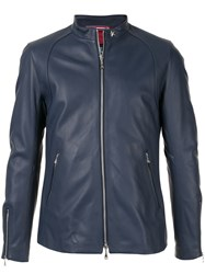 Guild Prime Zip Detail Jacket Blue