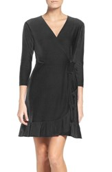 Eci Women's Wrap Dress