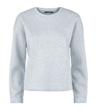 Set Scuba Jersey Sweatshirt Female Light Grey