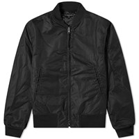 Engineered Garments Aviator Jacket Black