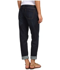 Kut From The Kloth Catherine Boyfriend In Royal Royal Women's Jeans Navy