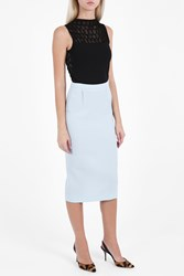 Roland Mouret Hofold Top Black