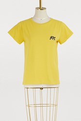 A.P.C. Holly T Shirt Moutarde