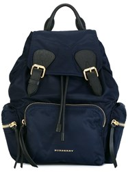 Burberry Rucksack Backpack Blue