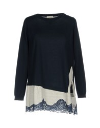 Aniye By Guardaroba Sweaters Dark Blue