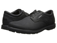 Rockport Rugged Bucks Waterproof Plaintoe Black Ii Men's Shoes