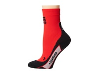 Cep Dynamic Run Socks Red Black Athletic Sports Equipment