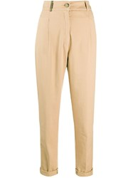 Peserico High Rise Tailored Trousers 60