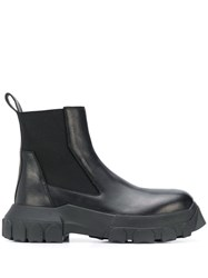 Rick Owens Chunky Chelsea Boots Black