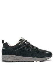 Karhu Fusion Low Top Suede Trainers Black