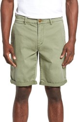 Quiksilver Men's Big And Tall Krandy Chino Shorts Four Leaf Clover