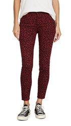 Dl1961 Florence Mid Rise Skinny Jeans Amsterdam