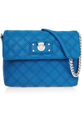 Marc Jacobs Single Large Quilted Leather Shoulder Bag