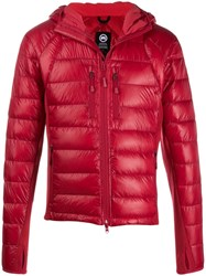 Canada Goose Padded Jacket Red