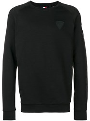 Rossignol 'Hero' Print Sweatshirt Black