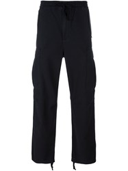 Carhartt Loose Fit Cargo Trousers Black