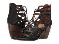 Kenneth Cole Reaction Cake Pop Black Women's Wedge Shoes